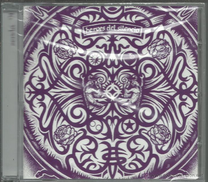 HÉROES DEL SILENCIO - SENDA '91 - CD PARLOPHONE 2011 NUEVO (Música - CD's Rock)