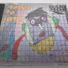 CDs de Música: ASPEN TO LATS - HARMOIX - ASPENTOLATS - FONORUZ 1997 -ROCK EN VALENCIÀ. Lote 52657107