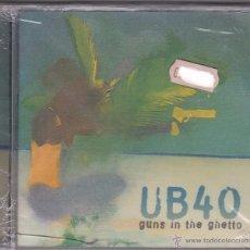 CDs de Música: UB40 - GUNS IN THE GHETTO. Lote 52675286