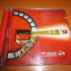 CDs de Música: BANDAS SONORAS DEL CINE ACTUAL VOL. 3 CD 2002 PROMO MEN IN BLACK FULL MONTY ANASTASIA STAR WARS EP1. Lote 52696125