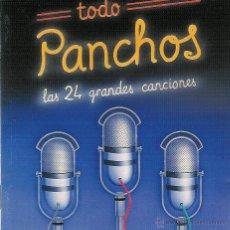 CDs de Música: TODO PANCHOS LAS 24 GRANDES CANCIONES CD. Lote 52699111