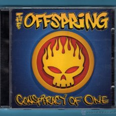 CDs de Música: CD THE OFFSPRING -CONSPIRACY OF ONE-. Lote 52713061