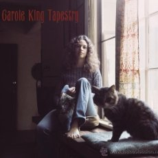 CDs de Música: CD CAROLE KING - TAPESTRY 1989. Lote 52714693