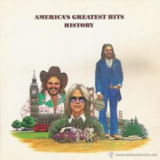 CDs de Música: AMERICA`S GREATEST HITS HISTORY CD. Lote 52720427