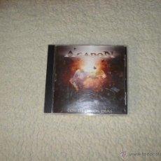 CDs de Música: ACADON- LOS ULTIMOS DIAS. Lote 52728031