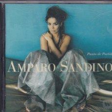 CDs de Música: AMPARO SANDINO - PUNTO DE PARTIDA. Lote 52744974