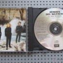 CDs de Música: HEROES DEL SILENCIO MADE IN USA CD EL MAR NO CESA RARO DESCATALOGADO BUNBURY. Lote 52748136