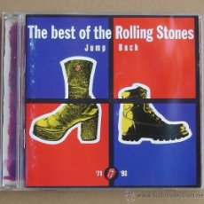CDs de Música: ROLLING STONES - JUMP BACK , THE BEST OF (CD 1993). Lote 52749785