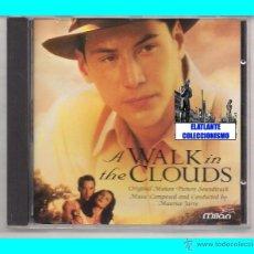 CDs de Música: UN PASEO POR LAS NUBES - A WALK IN THE CLOUDS - MAURICE JARRE - BSO ORIGINAL - EXCELENTE. Lote 116646986