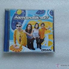 CDs de Música: HEMENDIK AT! - ORAIN CD 2012. Lote 143567044
