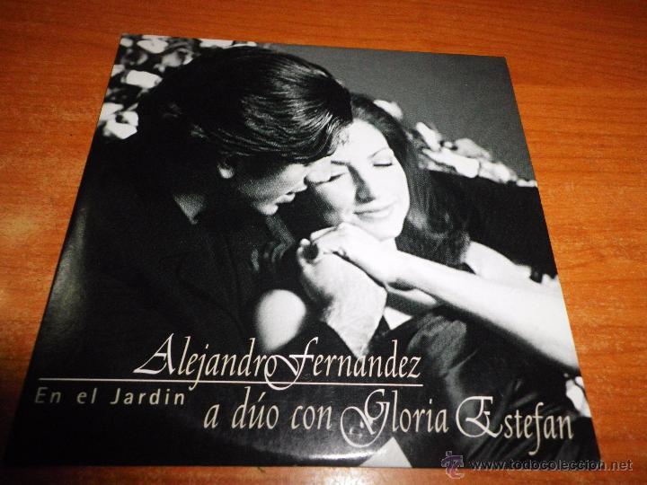 Alejandro fernandez gloria estefan en el jard comprar for Alejandro fernandez en el jardin mp3