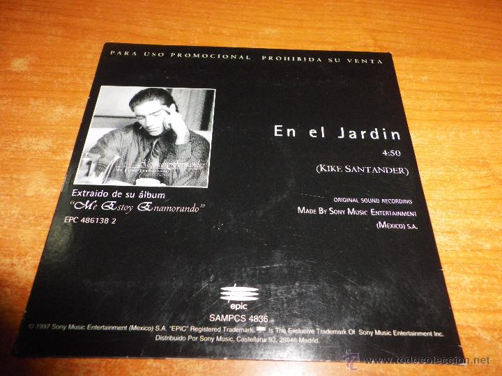 alejandro fernandez & gloria estefan en el jard - Comprar CDs de ...