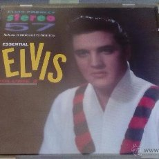 CDs de Música: ELVIS PRESLEY - STEREO 57 / ESSENTIAL ELVIS VOL.2 - CD 1989 -15 PREVIOUSLY UNRELEASED SONGS. Lote 103907988