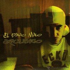 CDs de Música: EL PAYO MALO - EQUILIBRIO - CON LIBRETO DE FOTOGRAFÍAS Y LETRAS - CD ALBUM 18 TRACK - EL DIABLO 2003. Lote 52859503