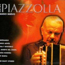 CDs de Música: TRIPLE CD ALBUM / 3 CD: ASTOR PIAZZOLLA - TANGO NUEVO - 33 TRACKS - TIM CZ 2001. Lote 52860142