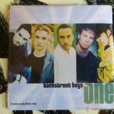 CDs de Música: BACKSTREET BOYS - THE ONE - CD SINGLE - PROMO - VIRGIN - 2000. Lote 52865495