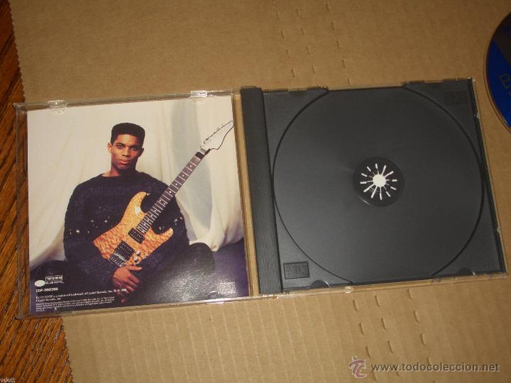 CDs de Música: STANLEY JORDAN - CORNUCOPIA 1990, blue note !! KENNY KIRKLAND, JEFF WATTS,.. great guitar !!!!! - Foto 4 - 52867795