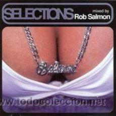 CDs de Música: ROB SALMON - SELECTIONS (CD, COMP, MIXED) . Lote 52875868