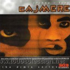 CDs de Música: CAJMERE - TECHNO FUNK (CD, COMP, MIXED). Lote 52875915