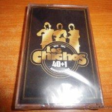 CDs de Música: LOS CHICHOS CON JEROS 40 + 1 ANIVERSARIO CASSETTE CASETE PRECINTADA PROMO 2014 RAREZA 20 TEMAS. Lote 185779461