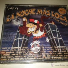 CDs de Música: FLAIX FM LA NOCHE MAS LOCA 3CDS JAIME MARTIN, ALBERTO MINAYA Y FERNANDO MINAYA. Lote 103693572
