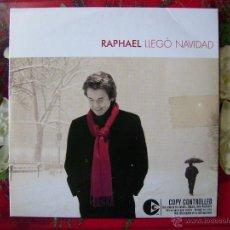 CDs de Música: RAFAEL.LLEGO NAVIDAD..PROMO CD SINGLE.EDIC LIMITADA A 200 COPIAS..TEMA DE JOHN & YOKO (BEATLES). Lote 234543165