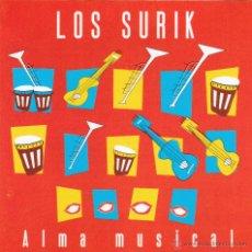CDs de Musique: LOS SURIK,ALMA MUSICAL DEL 94. Lote 52903802