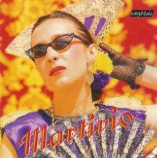 CDs de Música: MARTIRIO - ESTOY MALA - CD. Lote 54258743
