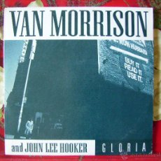CDs de Música: VAN MORRISON AND JOHN LEE HOOKER.GLORIA-IT MUST BE YOU...CD SINGLE. Lote 52915313