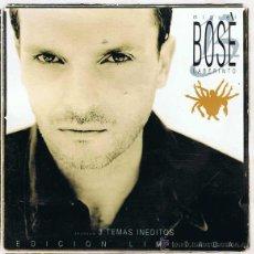 CDs de Música: CD MIGUEL BOSÉ - LABERINTO (EDICIÓN LIMITADA CON 3 TEMAS INÉDITOS). Lote 52923163