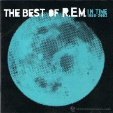 CDs de Música: CD THE BEST OF R.E.M. - IN TIME 1988-2003. Lote 52924042