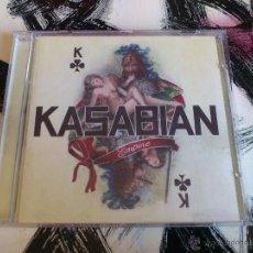 CDs de Música: KASABIAN - EMPIRE - CD ALBUM - SONY - 2006. Lote 52946756