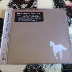 CDs de Música: DEFTONES - WHITE PONY - CD ALBUM - MAVERICK - 2000. Lote 52948597