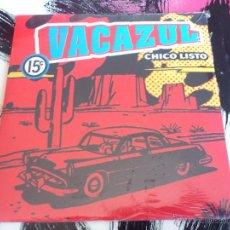 CDs de Música: LA VACA AZUL - CHICO LISTO - CD SINGLE - PROMO - V2 RECORDS - 2004. Lote 53330319