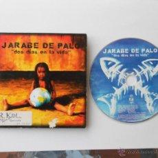 CDs de Música: CD PROMO PROMOCIONAL-PROMOCIONAL-JARABE DE PALO-DOS DIAS EN LA VIDA-DE EMISORA DE RADIO ESPAÑOLA. Lote 52969220