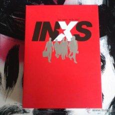 CDs de Música: INXS - THE YEARS 1979 / 1997 - DOBLE CD + DVD PACK - MERCURY - 2003. Lote 52981377