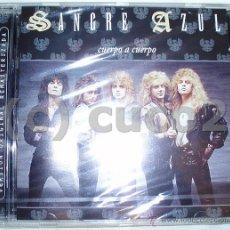 CDs de Música: SANGRE AZUL, CUERPO A CUERPO (PRECINTADO), CD. Lote 36007883