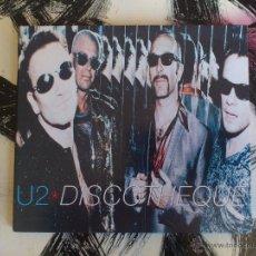 CDs de Música: U2 - DISCOTHÉQUE - HOLY JOE - CD SINGLE - 3 TRACKS - ISLAND - 1997. Lote 52989220