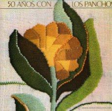 CDs de Música: LOS PANCHOS - 50 AÑOS CON LOS PANCHOS - CD ALBUM - 11 TRACKS - CBS SONY 1992. Lote 52996725