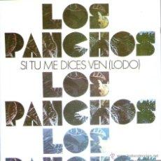 CDs de Música: LOS PANCHOS - SI TÚ ME DICES VEN (LODO) - CD ALBUM - 11 TRACKS - CBS-SONY 1992. Lote 52996772