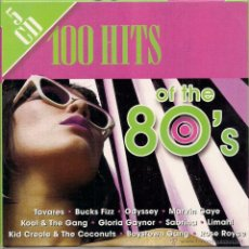 CDs de Música: 100 HITS OF THE 80. Lote 53005246