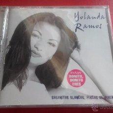 CDs de Música: CD NUEVO PRECINTADO YOLANDA RAMOS SABANITAS BLANCAS, PINZAS DE MAERA. Lote 53007168