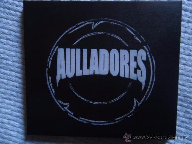 AULLADORES - '' AULLADORES '' CD + INNER (Música - CD's Heavy Metal)