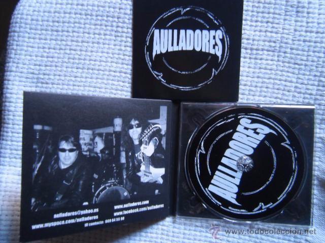 CDs de Música: AULLADORES - AULLADORES CD + INNER - Foto 2 - 58406171