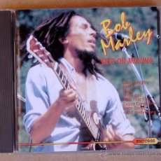 CDs de Música: BOB MARLEY - KEEP ON MOVING (CD) SUCCESS 1993. Lote 53018541