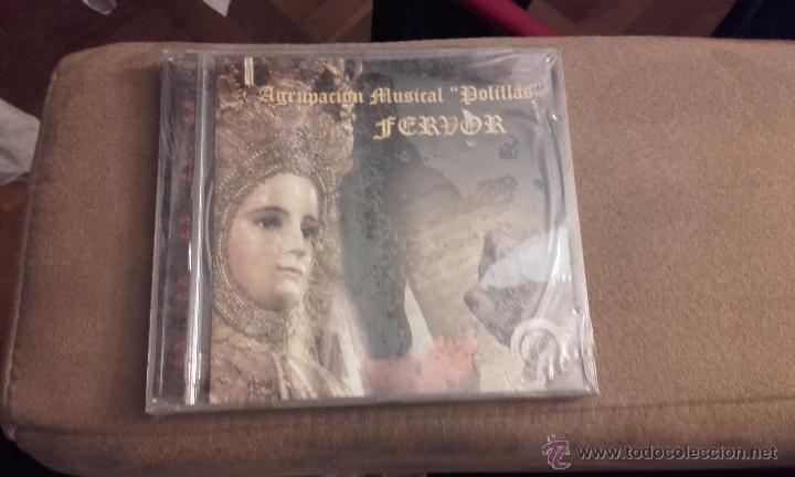 CD NUEVO PRECINTADO AGRUPACIÓN MUSICAL POLILLAS FERVOR SEMANA SANTA MACARENA (Música - CD's Flamenco, Canción española y Cuplé)