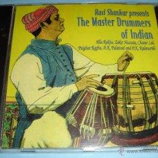 CDs de Música: RAVI SHANKAR / THE MASTER DRUMMERS OF INDIAN / DIAL DISCOS / CD. Lote 53030781