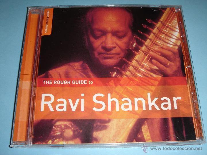 RAVI SHANKAR / THE ROUGH GUIDE TO (MUSIC ROUGH GUIDES) / CD (Música - CD's World Music)
