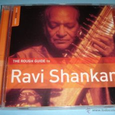 CDs de Música: RAVI SHANKAR / THE ROUGH GUIDE TO (MUSIC ROUGH GUIDES) / CD. Lote 53030816