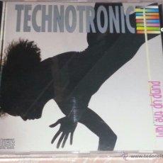 CDs de Música: TECHNOTRONIC - PUMP UP THE JAM THE ALBUM - 1989 - MAX MUSIC - CD ALBUM. Lote 53042754
